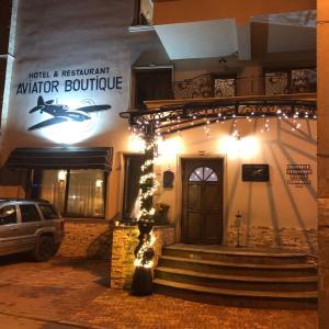 Aviator Boutique, Hotely  Otopeni - big - 73