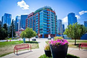 Riverfront by Urban Suites, Apartments  Calgary - big - 17