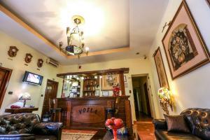 Hotel Voila, Hotel  Constanţa - big - 37