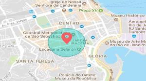 Cantinho da Lapa, Гостевые дома  Рио-де-Жанейро - big - 32