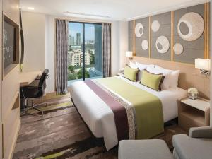 Deluxe Double or Twin Room with Club Sky Access