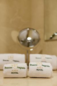 Hotel Bracara Augusta, Отели  Брага - big - 11