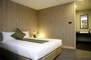 Sleep Box by Miracle, Hostely  Bangkok - big - 28