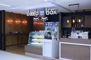 Sleep Box by Miracle, Hostely  Bangkok - big - 21