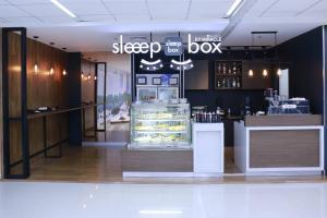 Sleep Box by Miracle, Hostely  Bangkok - big - 23