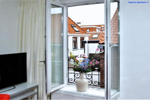 Luxury Apartments Delft VII Royal Delft Blue, Apartmány  Delft - big - 32