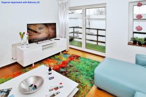 Luxury Apartments Delft VII Royal Delft Blue, Apartmány  Delft - big - 23
