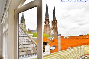 Luxury Apartments Delft VII Royal Delft Blue, Apartmány  Delft - big - 29