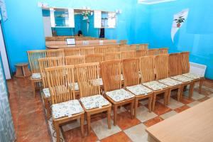 Ukraine Hotel, Hotels  Zaporozhye - big - 61