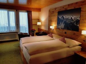 Hotel Bernerhof Grindelwald, Hotel  Grindelwald - big - 23