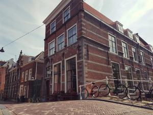 Hotel Grand Canal Station Delft