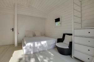 Magnifique villa avec piscine au Cap Feret, Dovolenkové domy  Cap-Ferret - big - 17