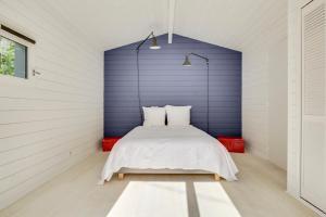 Magnifique villa avec piscine au Cap Feret, Dovolenkové domy  Cap-Ferret - big - 18