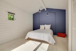 Magnifique villa avec piscine au Cap Feret, Dovolenkové domy  Cap-Ferret - big - 20