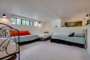 Magnifique villa avec piscine au Cap Feret, Dovolenkové domy  Cap-Ferret - big - 25