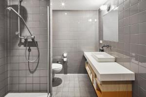 2ベッドルーム アパートメント 専用バスルーム付