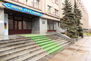 Ukraine Hotel, Hotels  Zaporozhye - big - 35