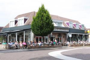Grandcafé Hotel de Viersprong, Hotely  Schoorl - big - 1