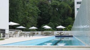 Barra Exclusive Apartment, Apartmány  Salvador - big - 4