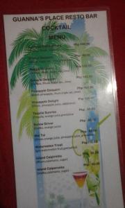 Guanna's Place Room and Resto Bar, Inns  Malapascua Island - big - 83