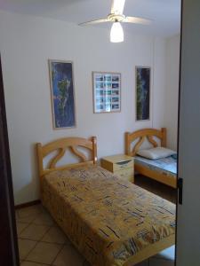 Apartamento Praia de Ponta das Canas, Appartamenti  Florianópolis - big - 9