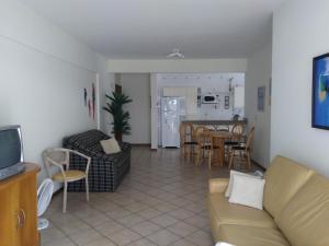 Apartamento Praia de Ponta das Canas, Апартаменты  Флорианополис - big - 5
