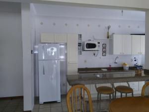 Apartamento Praia de Ponta das Canas, Appartamenti  Florianópolis - big - 3