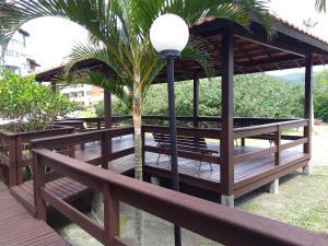 Apartamento Praia de Ponta das Canas, Appartamenti  Florianópolis - big - 10