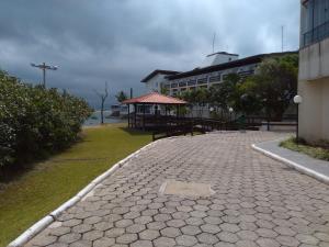 Apartamento Praia de Ponta das Canas, Апартаменты  Флорианополис - big - 1