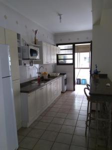 Apartamento Praia de Ponta das Canas, Апартаменты  Флорианополис - big - 21