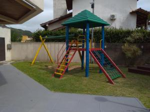 Apartamento Praia de Ponta das Canas, Апартаменты  Флорианополис - big - 20