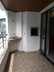 Apartamento Praia de Ponta das Canas, Апартаменты  Флорианополис - big - 13
