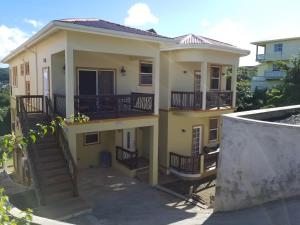 Keep Cool Guesthouse - Room #2, Penziony  Gros Islet - big - 12