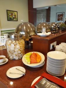 Hotel Tosan Solo Baru, Отели  Соло - big - 28