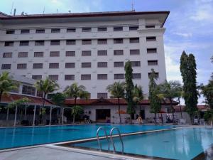 The Sunan Hotel Solo, Hotel  Solo - big - 23