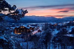 Highland Lodge, Hotely  Geilo - big - 1