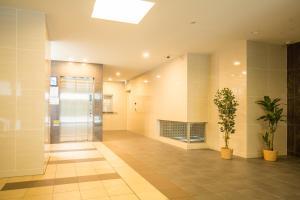EXE Warm Room, Apartmány  Osaka - big - 8