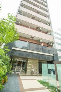 EXE Warm Room, Apartmány  Osaka - big - 7