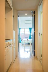EXE Warm Room, Apartmány  Osaka - big - 5