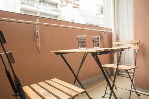 EXE Warm Room, Apartmány  Osaka - big - 2