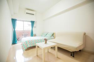 EXE Warm Room, Apartmány  Osaka - big - 9