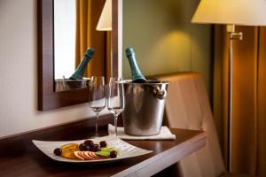 Bonvital Wellness & Gastro Hotel, Hotels  Hévíz - big - 45