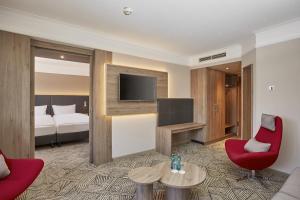 H4 Hotel Hannover Messe, Hotels  Hannover - big - 10