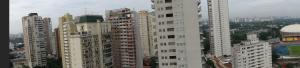 Cobertura Duplex Royal Ibirapuera Park, Apartmány  Sao Paulo - big - 3