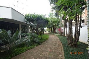 Cobertura Duplex Royal Ibirapuera Park, Appartamenti  San Paolo - big - 16