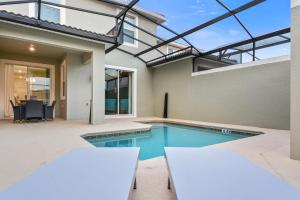 Four Bedrooms w/ Pool Townhome 4855, Holiday homes  Kissimmee - big - 17