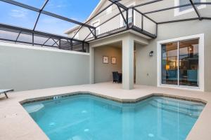 Four Bedrooms w/ Pool Townhome 4855, Holiday homes  Kissimmee - big - 18