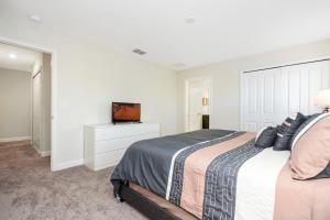 Four Bedrooms w/ Pool Townhome 4855, Holiday homes  Kissimmee - big - 33