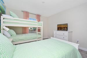 Four Bedrooms w/ Pool Townhome 4855, Holiday homes  Kissimmee - big - 37