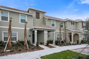 Four Bedrooms w/ Pool Townhome 4855, Holiday homes  Kissimmee - big - 41